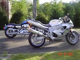 2003 triumph tt600