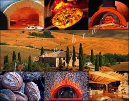 italian pizza oven