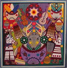 huichol yarn