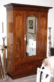 mahogany wardrobes