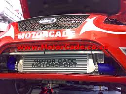 focus intercooler