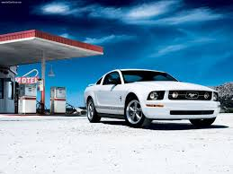 ford mustang pony