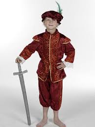 tudor boys costumes