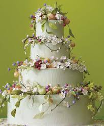 pictures of beautiful wedding cakes