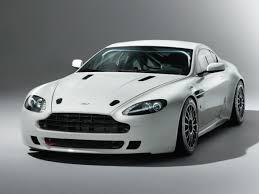 2009 Aston Martin Vantage GT4