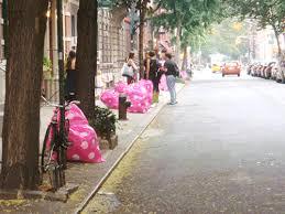 designer trash bags