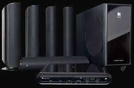 kef home cinema system