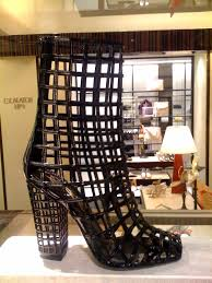 cage boot