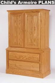 armoire plans