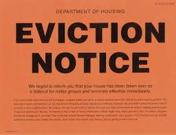 notice of eviction