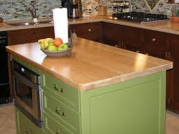 maple counter tops