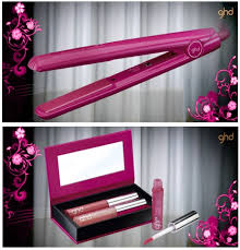 ghd hot pink styler