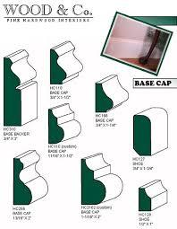 base molding profiles