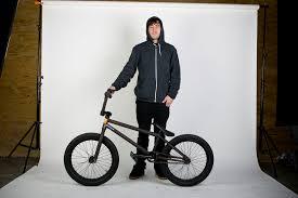 brown bike