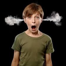 children with stress
