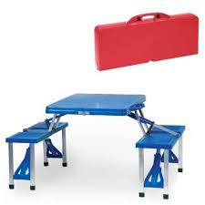 foldable picnic tables