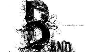 fonts music