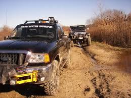 ford ranger air intakes