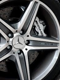 amg mercedes wheel