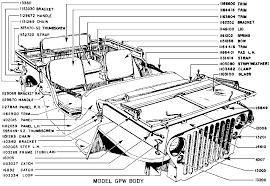 jeep parts diagrams