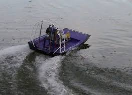 rc airboats