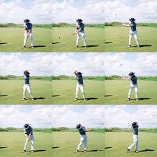 right golf swing