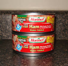 hormel canned hams