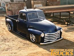 chevy truck classic