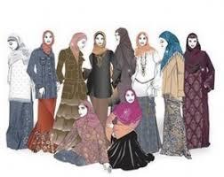 islamic women clothes