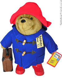 paddington teddy bear