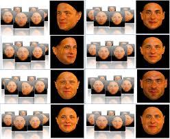 faces 3d