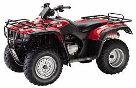 honda atv rancher