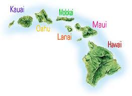 all hawaiian islands