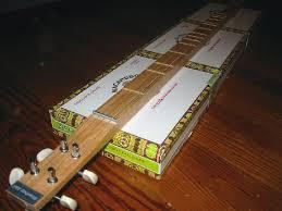 cigar box dulcimer