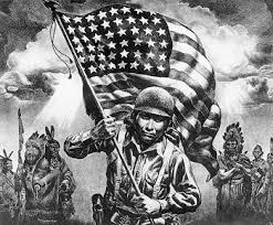 american indian warriors