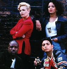 new york undercover tv series