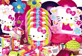 hello kitty party goods