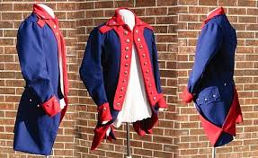 civil war coats