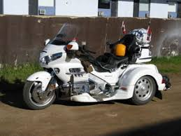 gold wing trikes