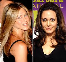 angelina jolie and jennifer aniston