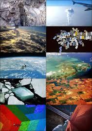 monde vue du ciel