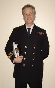 navy officer uniform