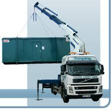 crane lorries
