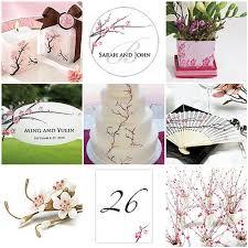 cherry blossoms weddings