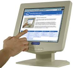 touch screens computer