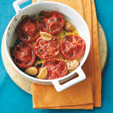 bake tomatoes