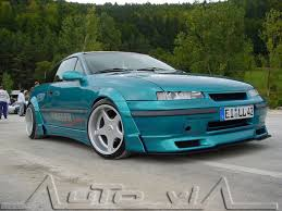 calibra cars
