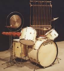 gretsch vintage drum