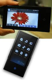 new samsung touch screen