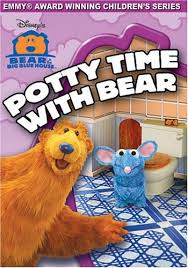 bear in the big blue house potty time